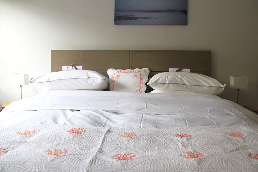 Comfy Coral Bed