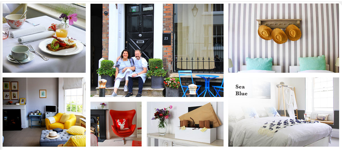 Boutique guest house Hastings - a Hastings bed and breakfast like no other