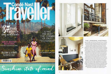 Conde Nast Traveller - Review