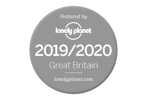 Lonely Planet - Hastings B&B