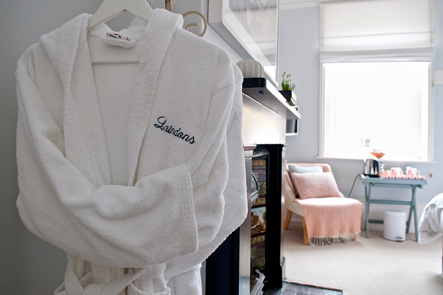 Comfy dressing gowns