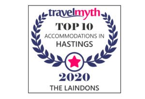 Travel Myth Top 10 Accommodation Award Hastings