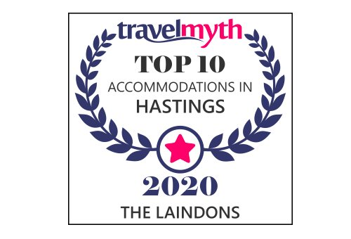 Travel Myth Top 10 Accommodation Award Hastings