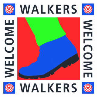 Visit England Walkers Welcome
