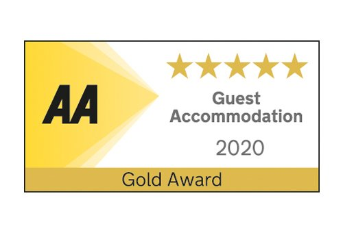 AA Five Star Gold Award